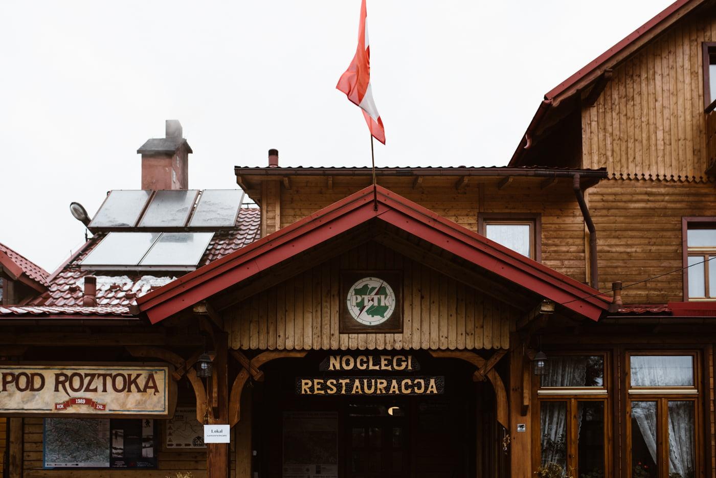 Zimowy ślub Dagmara i Michał - Willa Poprad w Rytrze 1