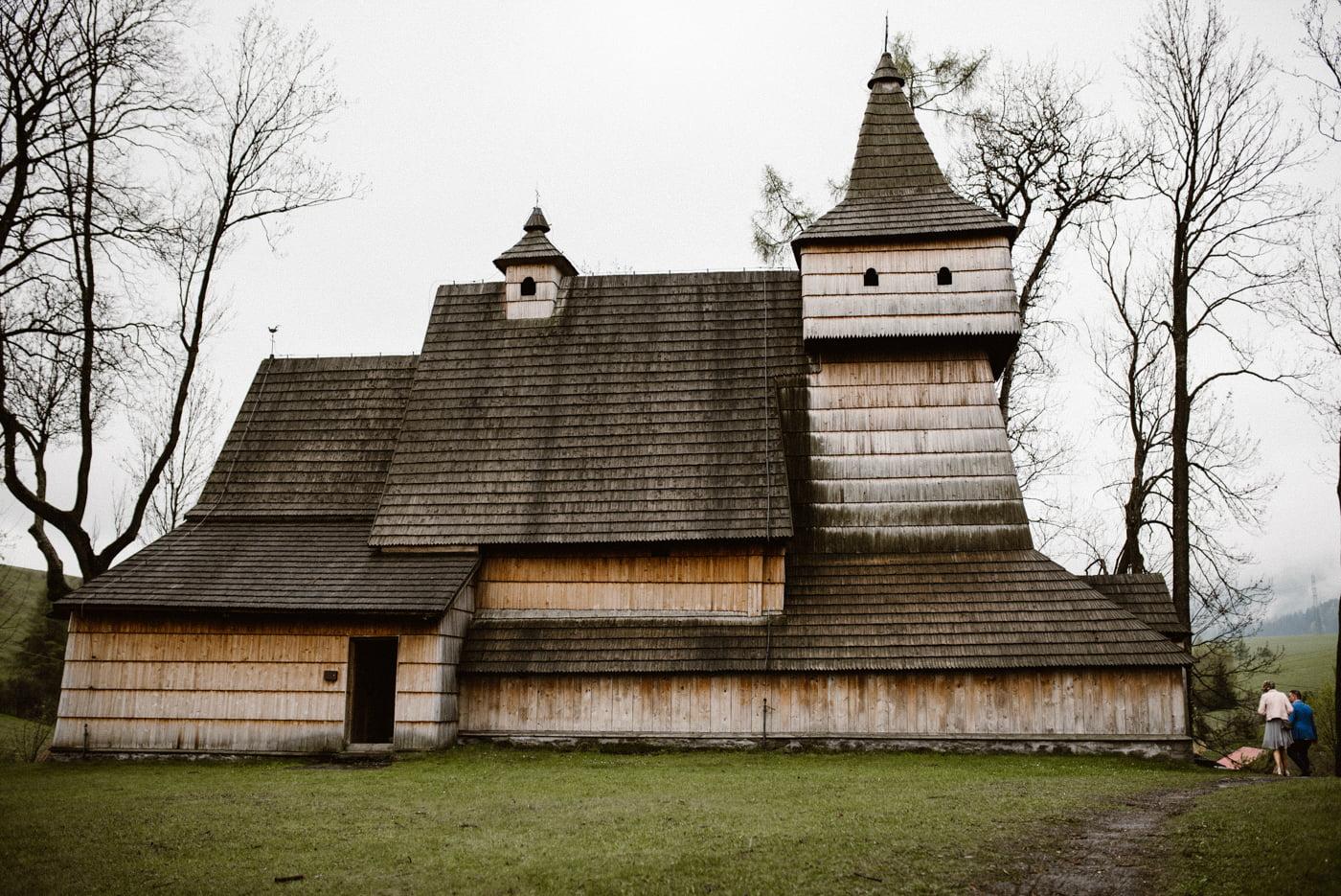 Karczma Koliba - ślub Magdy i Rafała 18