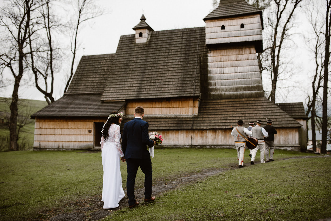Karczma Koliba - ślub Magdy i Rafała 21