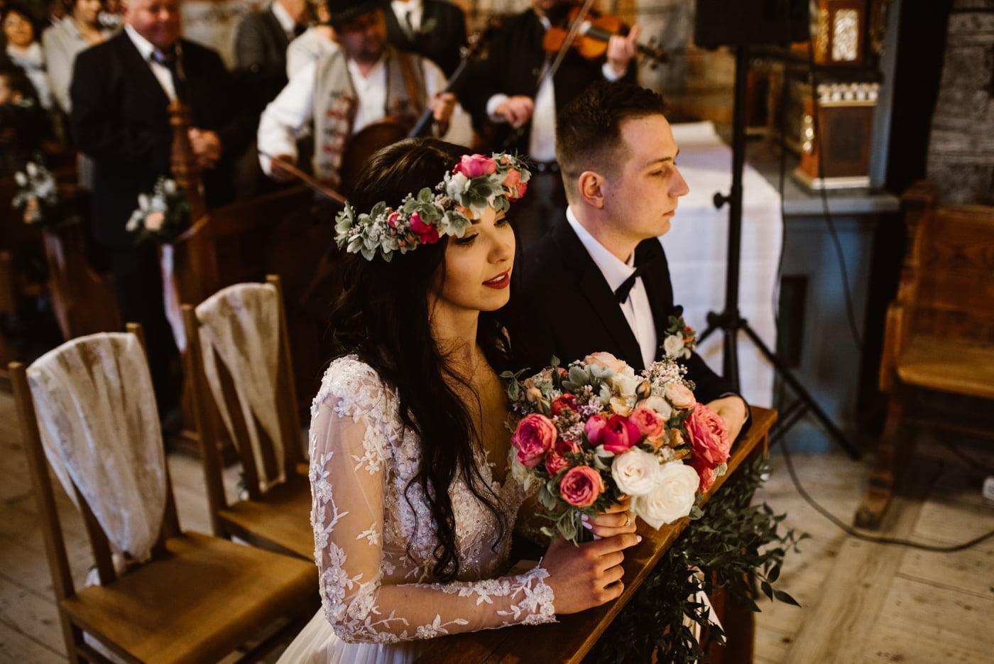Karczma Koliba - ślub Magdy i Rafała 28