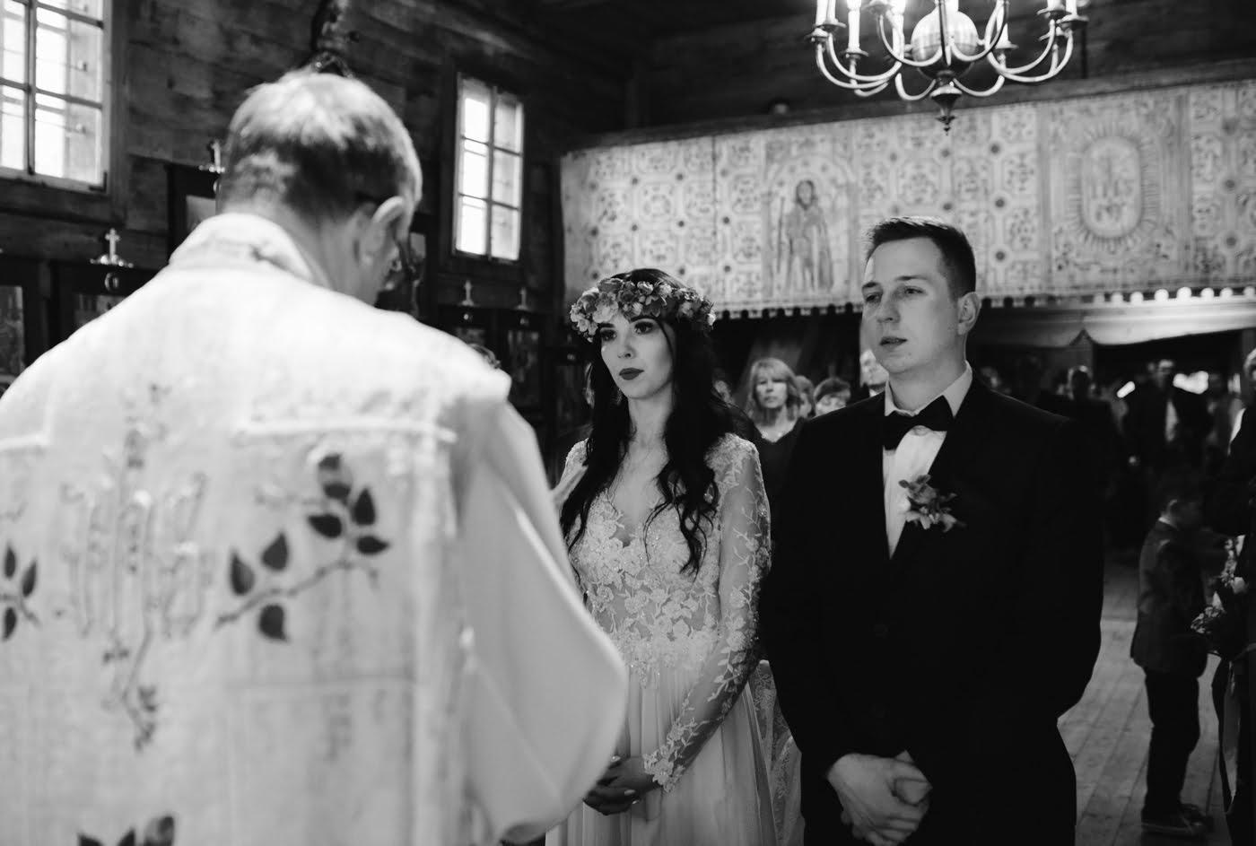 Karczma Koliba - ślub Magdy i Rafała 33