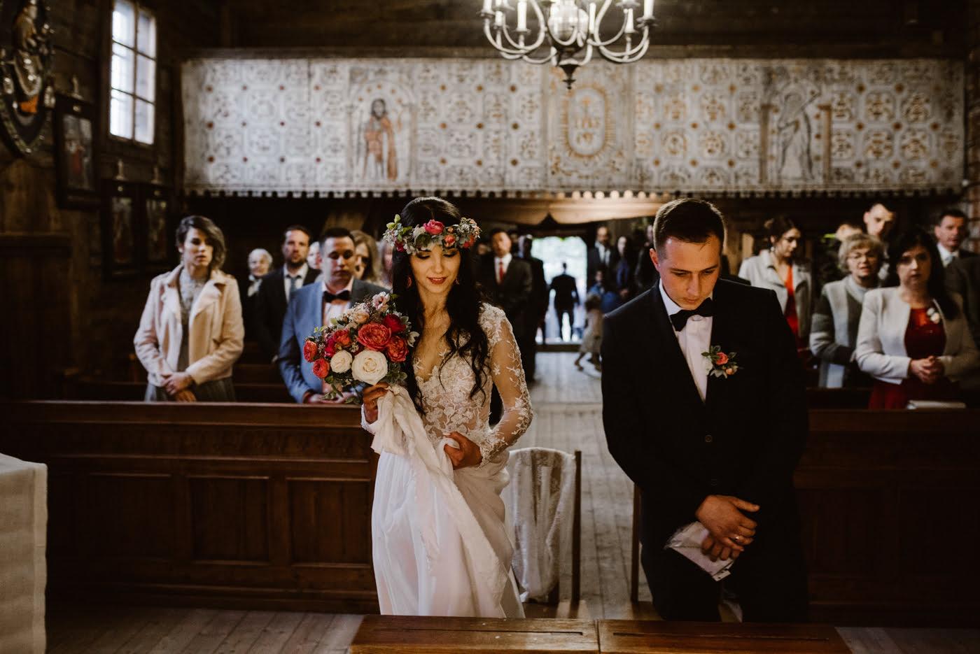 Karczma Koliba - ślub Magdy i Rafała 41