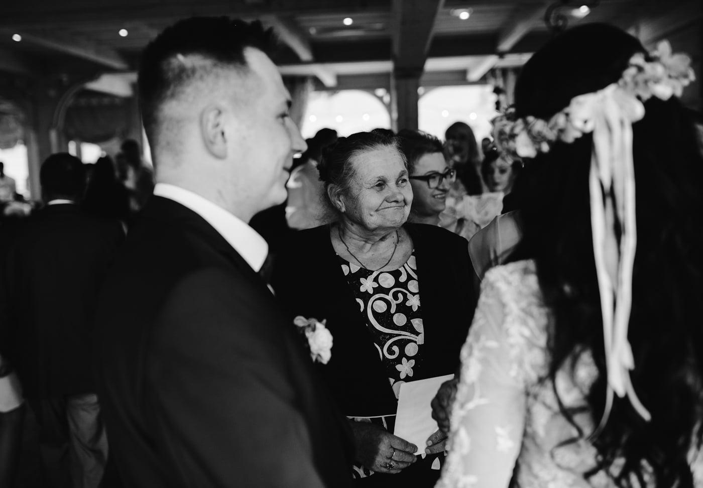 Karczma Koliba - ślub Magdy i Rafała 60
