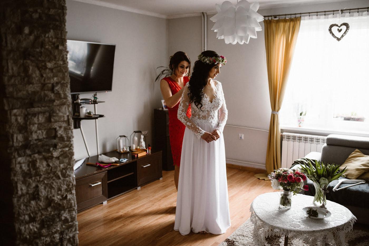 Karczma Koliba - ślub Magdy i Rafała 7