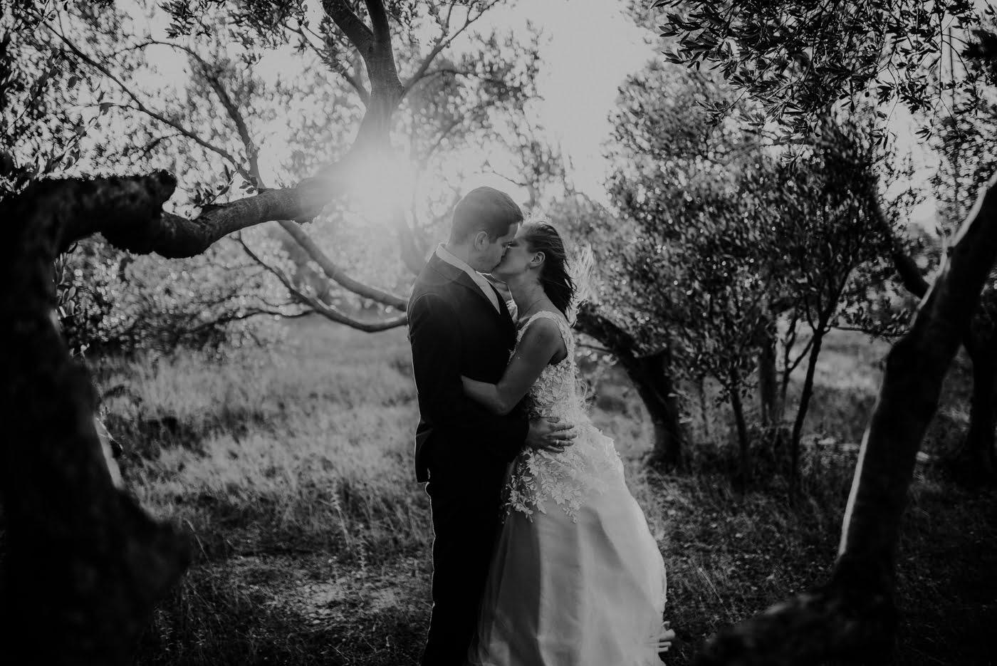 Sesja ślubna w Chorwacji - Gosia i Andrzej 17