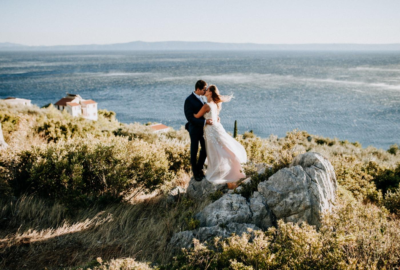 Sesja ślubna w Chorwacji - Gosia i Andrzej 15