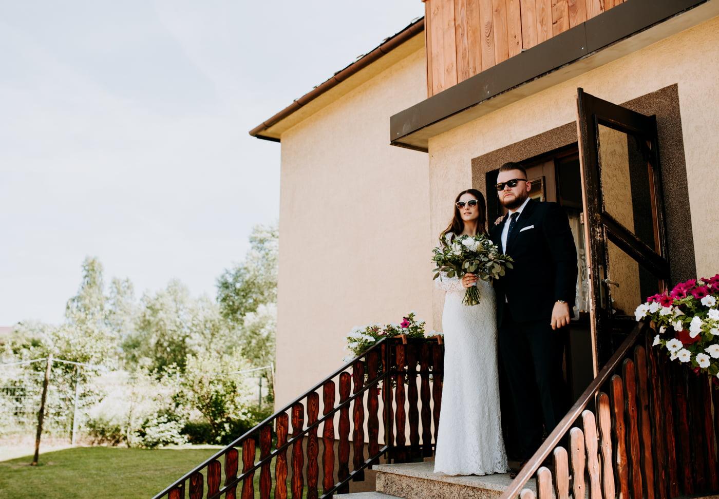 Karczma Koliba - Ślub Kasi i Piotrka 11