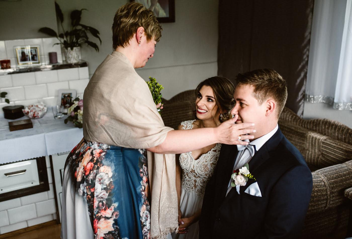 Ślub w Pieninach − Alicja i Dominik 15