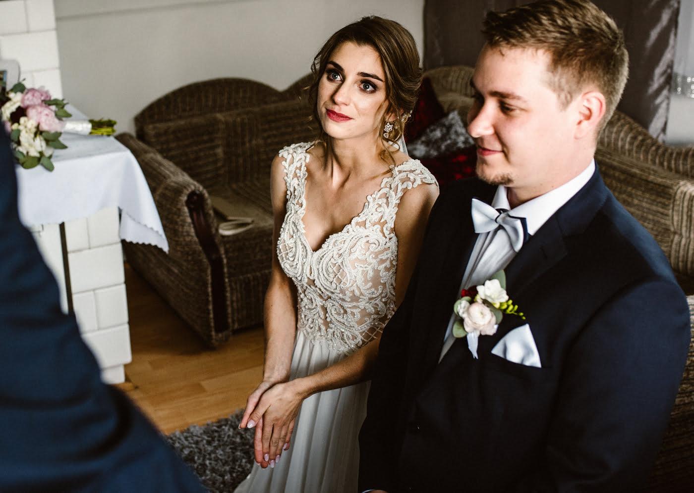 Ślub w Pieninach − Alicja i Dominik 16