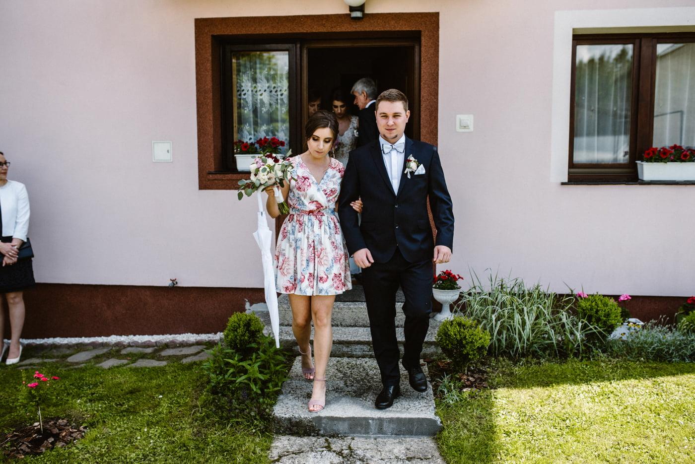 Ślub w Pieninach − Alicja i Dominik 21