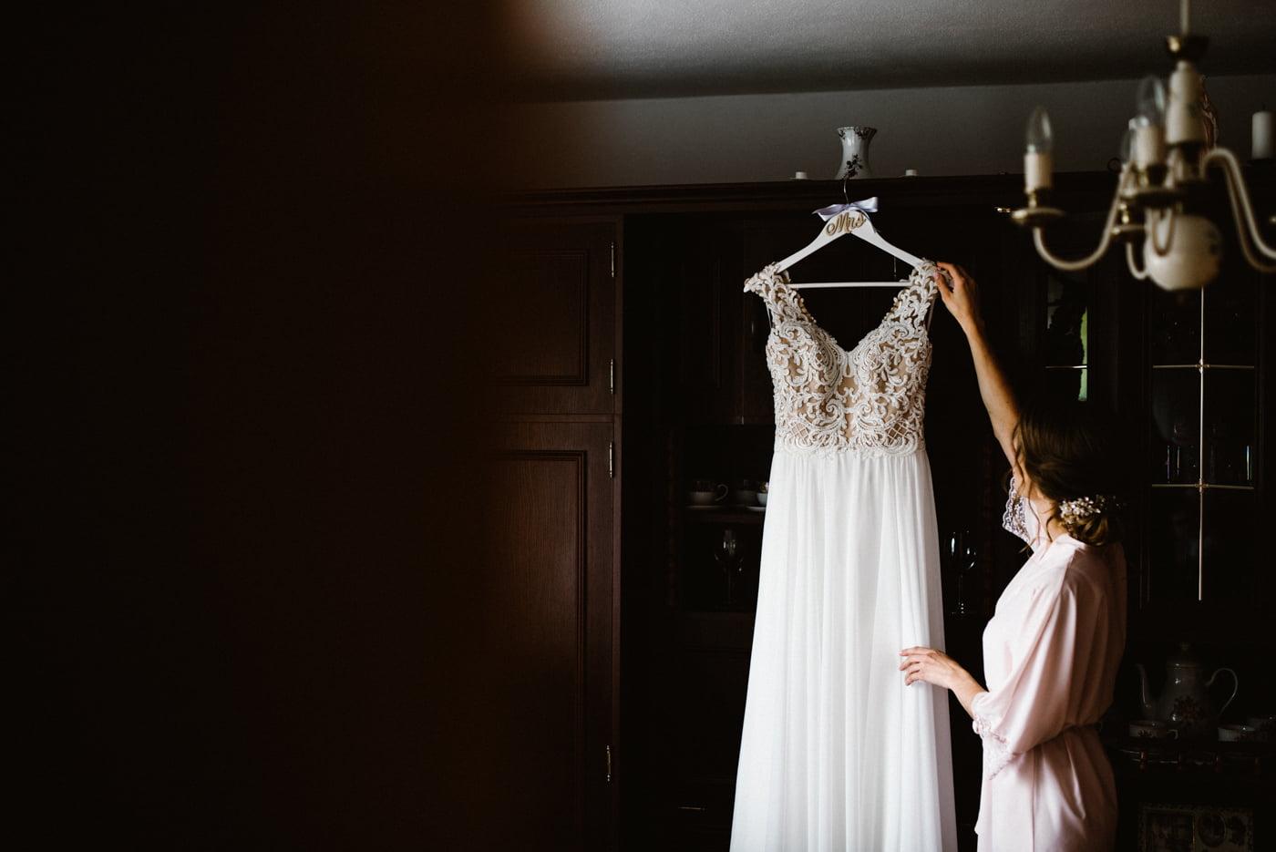 Ślub w Pieninach − Alicja i Dominik 4