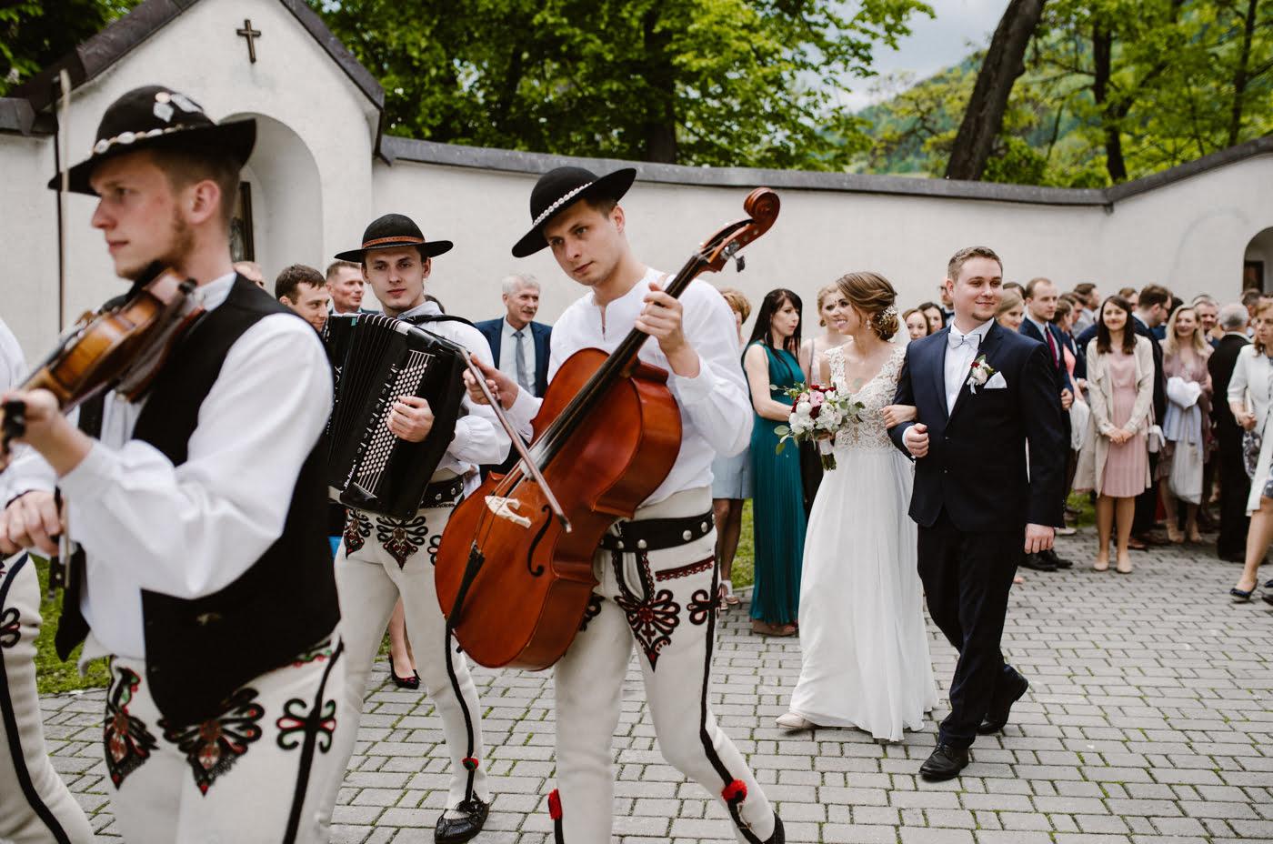 Ślub w Pieninach − Alicja i Dominik 41