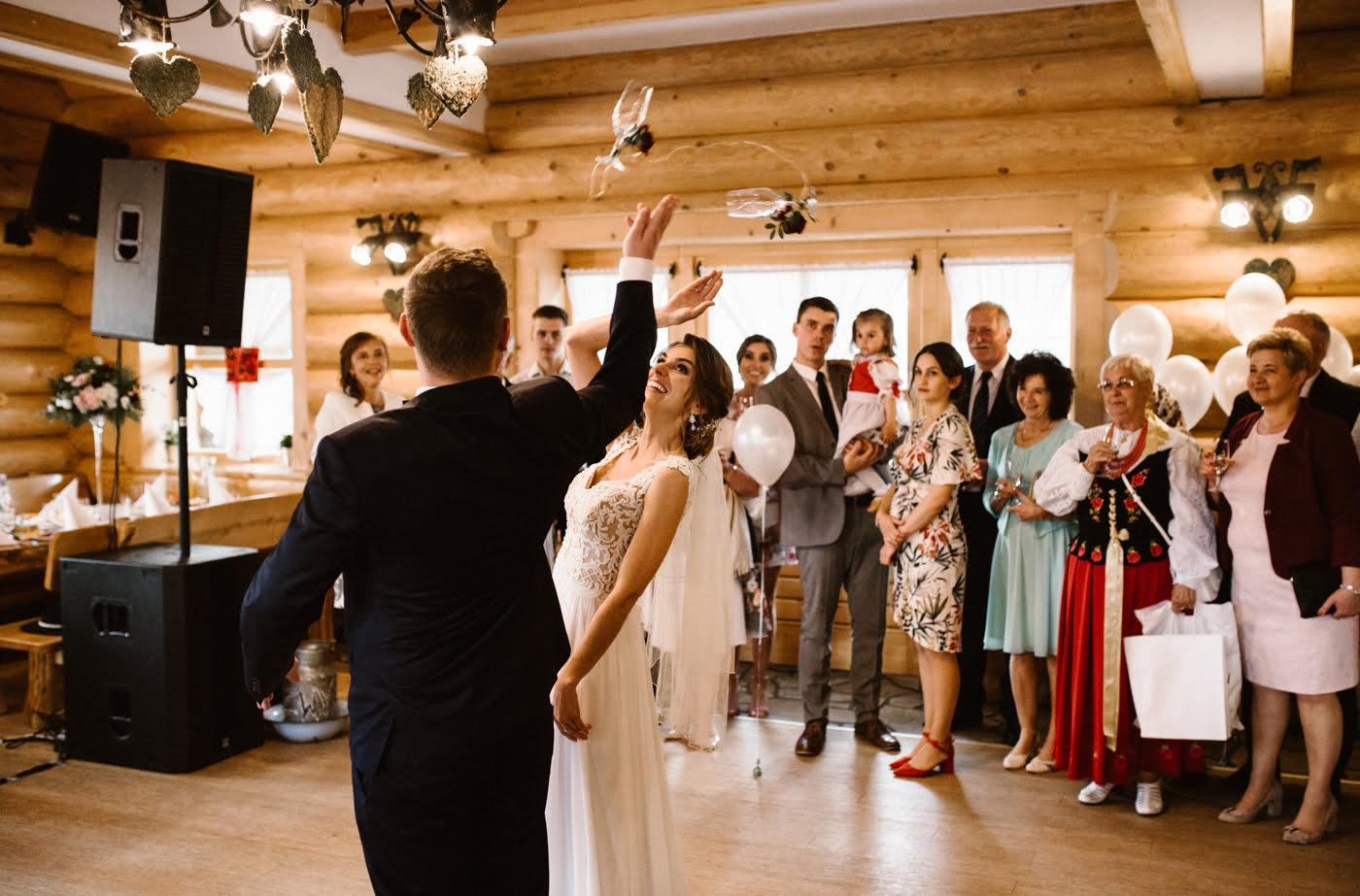 Ślub w Pieninach − Alicja i Dominik 43