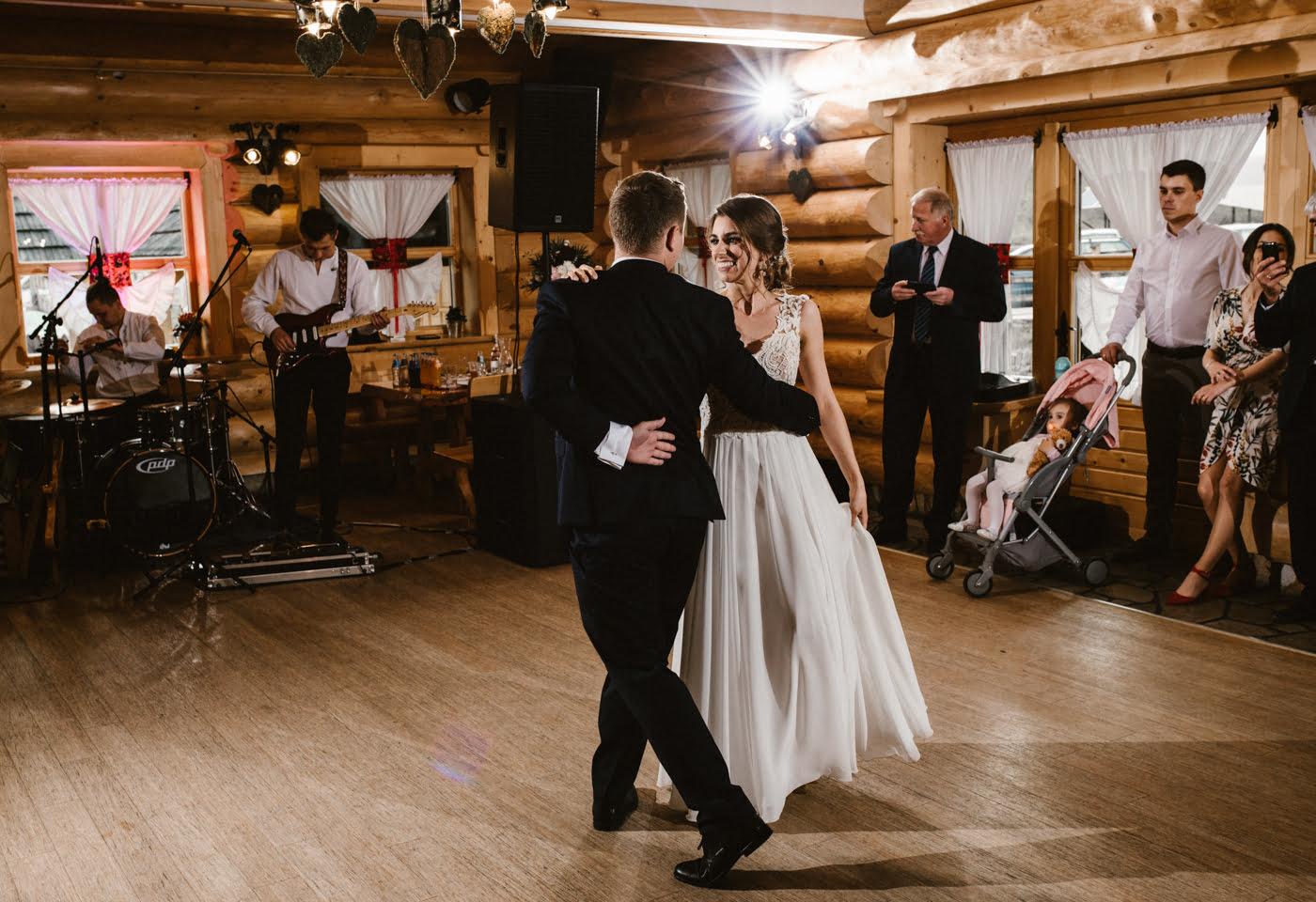 Ślub w Pieninach − Alicja i Dominik 45
