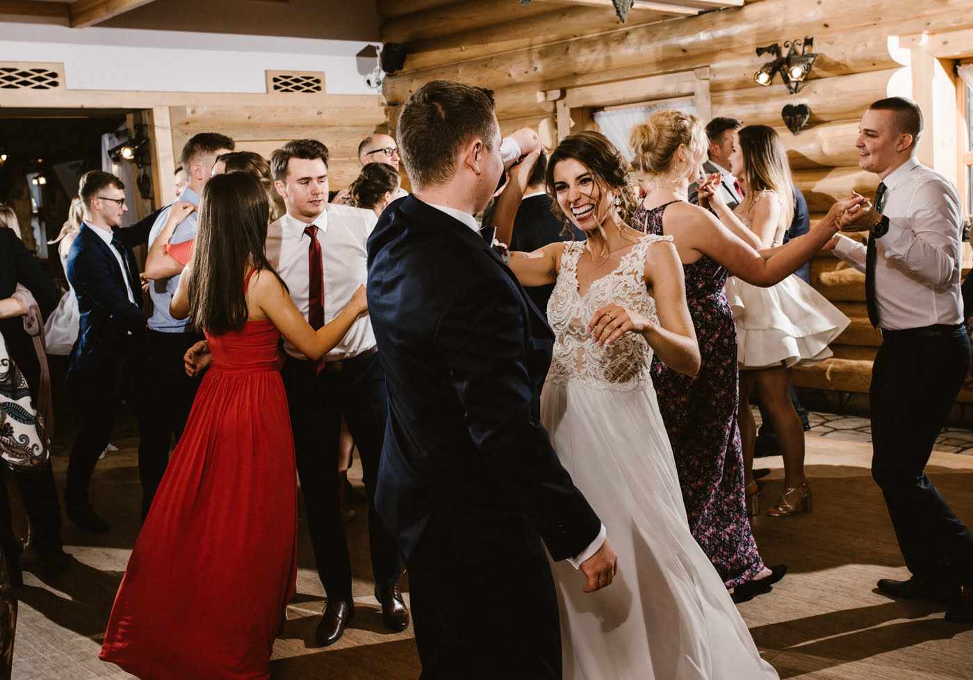 Ślub w Pieninach − Alicja i Dominik 48