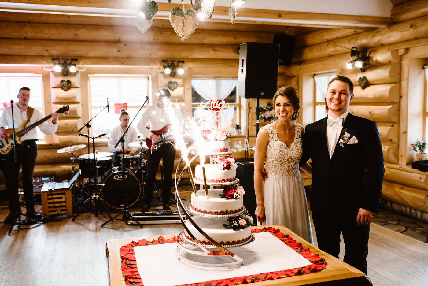 Ślub w Pieninach − Alicja i Dominik 47