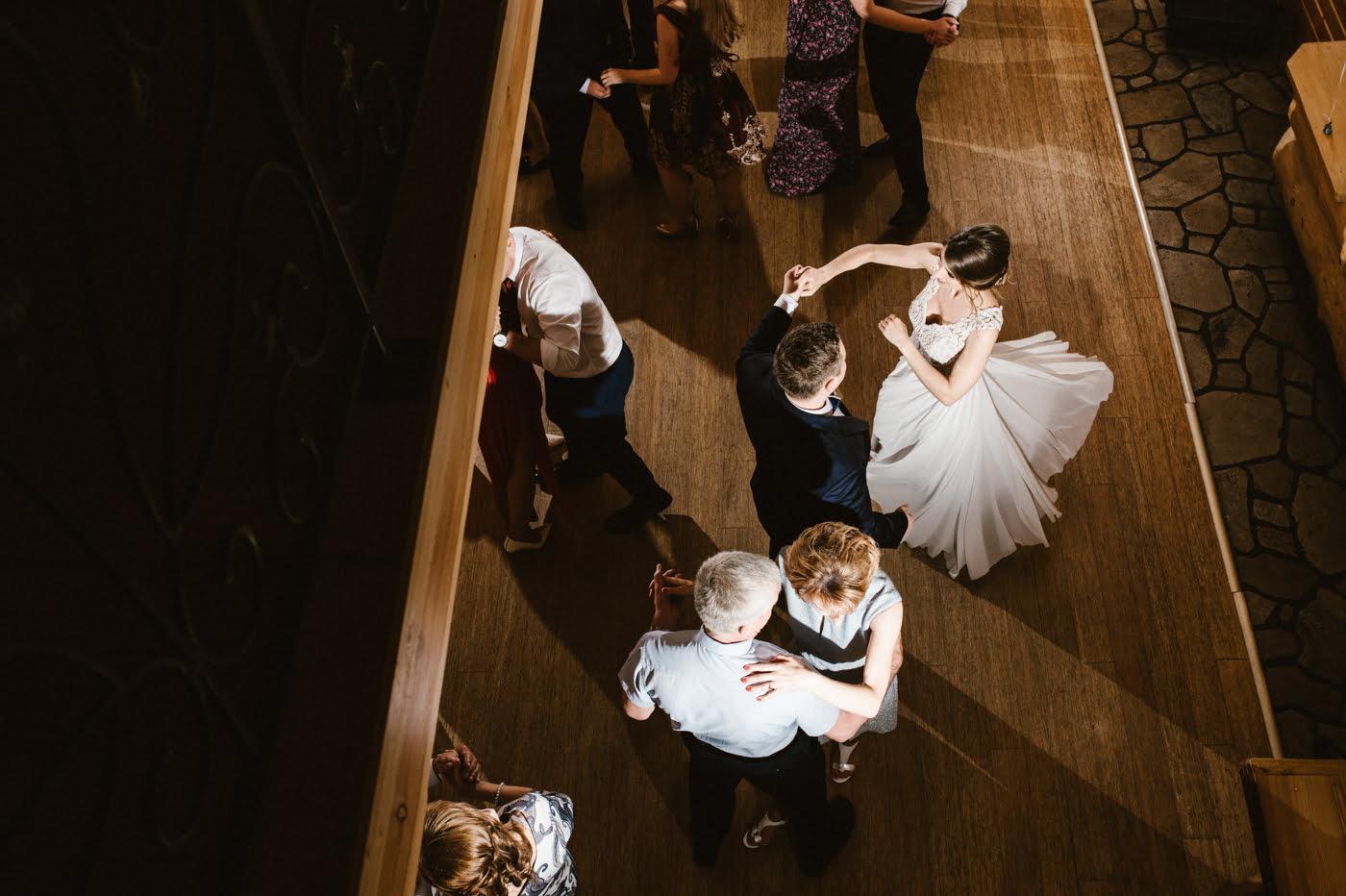 Ślub w Pieninach − Alicja i Dominik 53