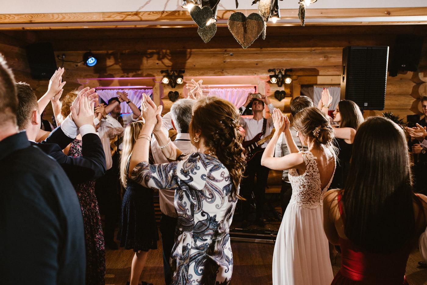 Ślub w Pieninach − Alicja i Dominik 52