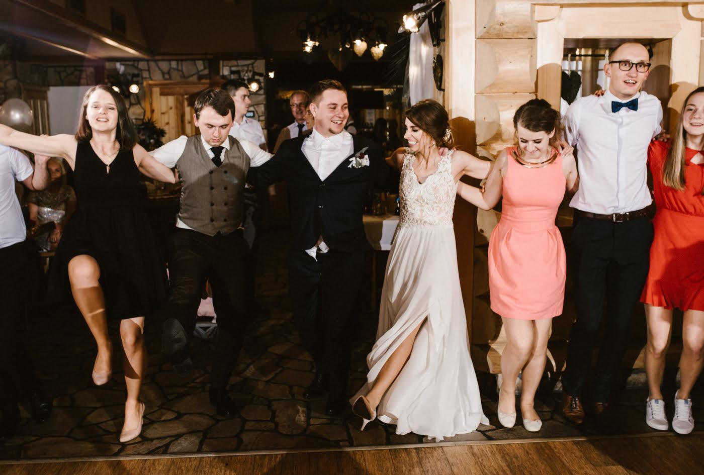 Ślub w Pieninach − Alicja i Dominik 55