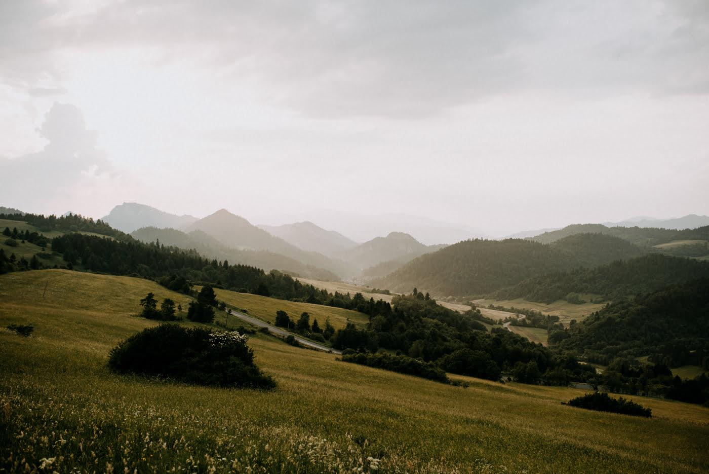 Ślub w Pieninach − Alicja i Dominik 1