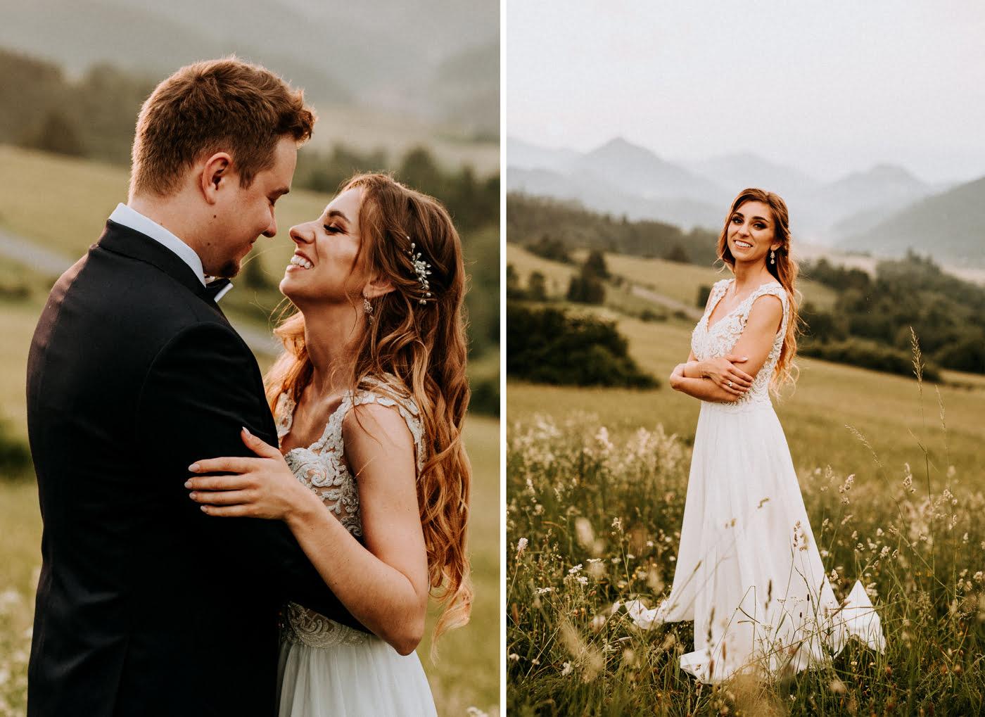 Ślub w Pieninach − Alicja i Dominik 68
