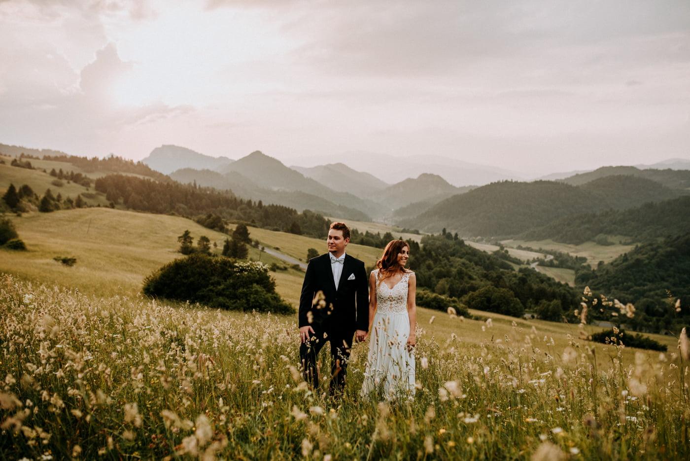 Ślub w Pieninach − Alicja i Dominik 72