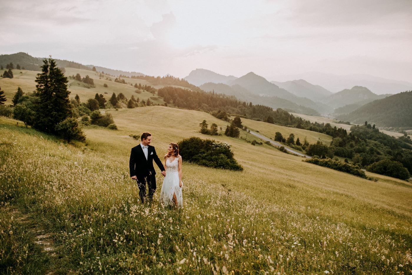Ślub w Pieninach − Alicja i Dominik 64