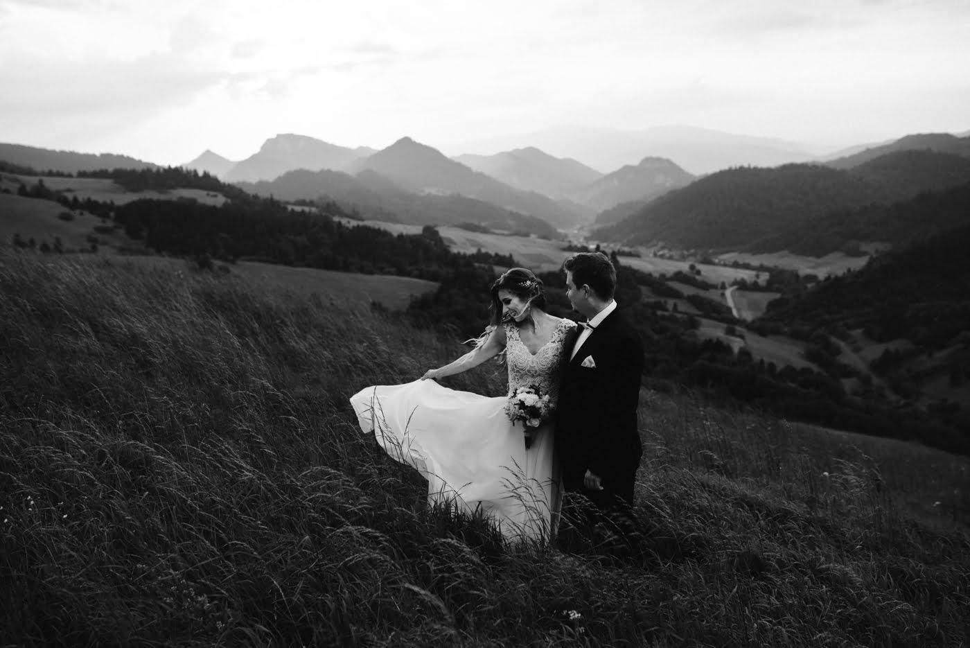 Ślub w Pieninach − Alicja i Dominik 69