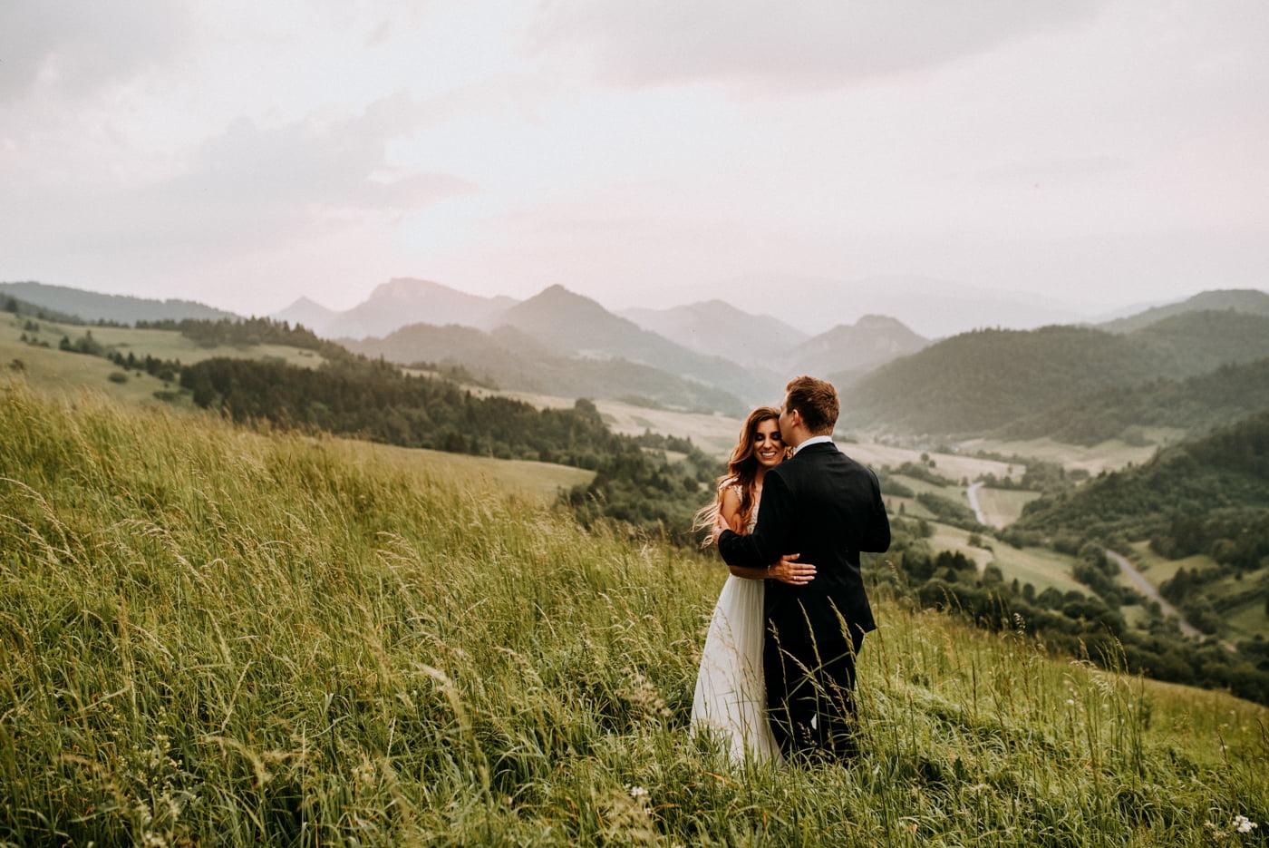 Ślub w Pieninach − Alicja i Dominik 71