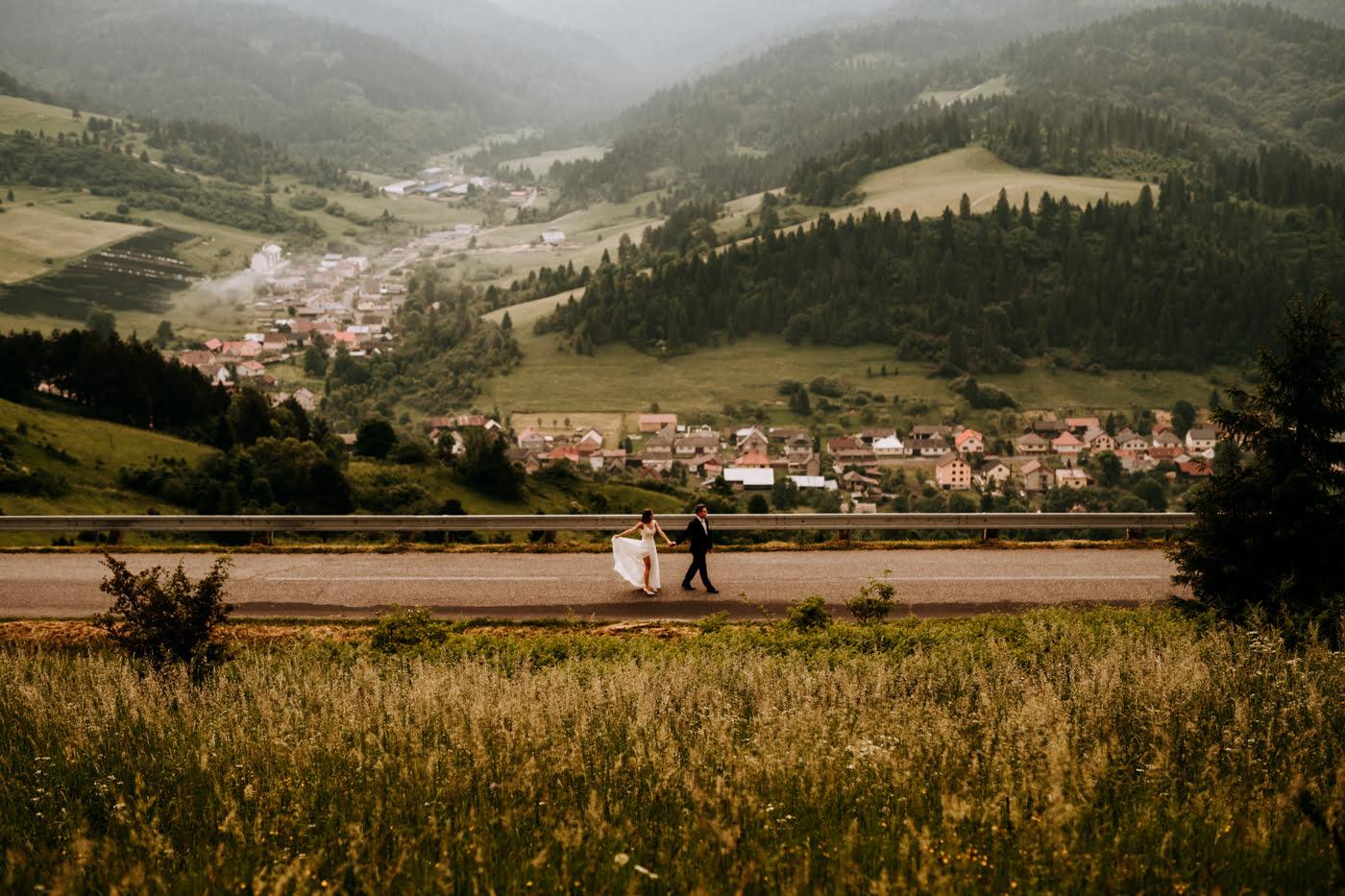 Ślub w Pieninach − Alicja i Dominik 67