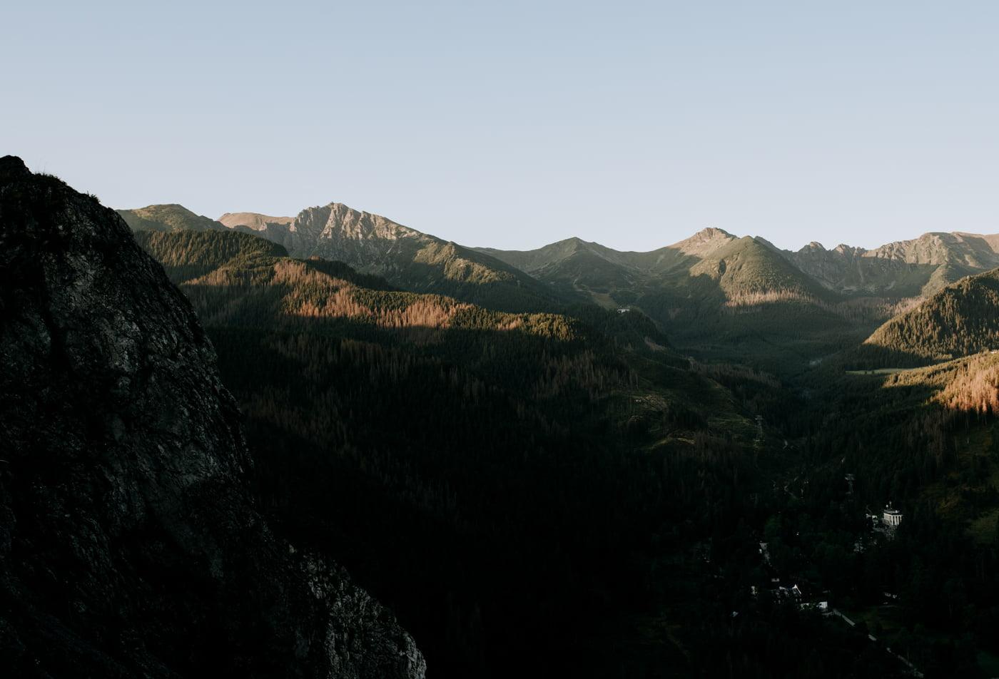 Sesja w górach – Kasia i Łukasz 1