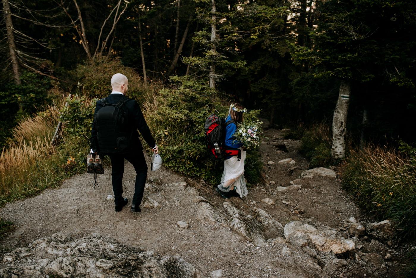 Sesja w górach – Kasia i Łukasz 40