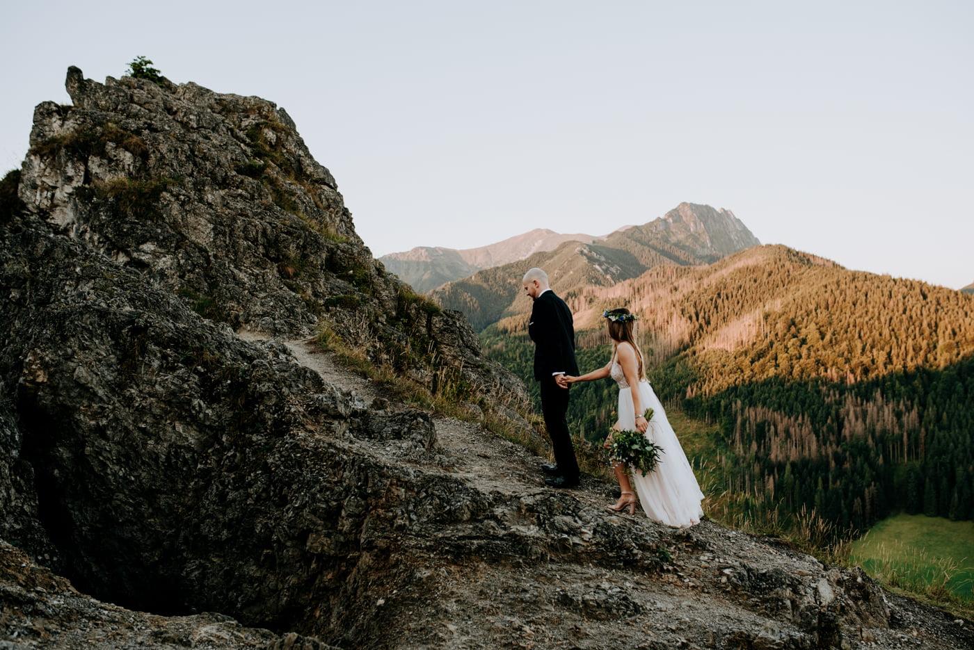 Sesja w górach – Kasia i Łukasz 2