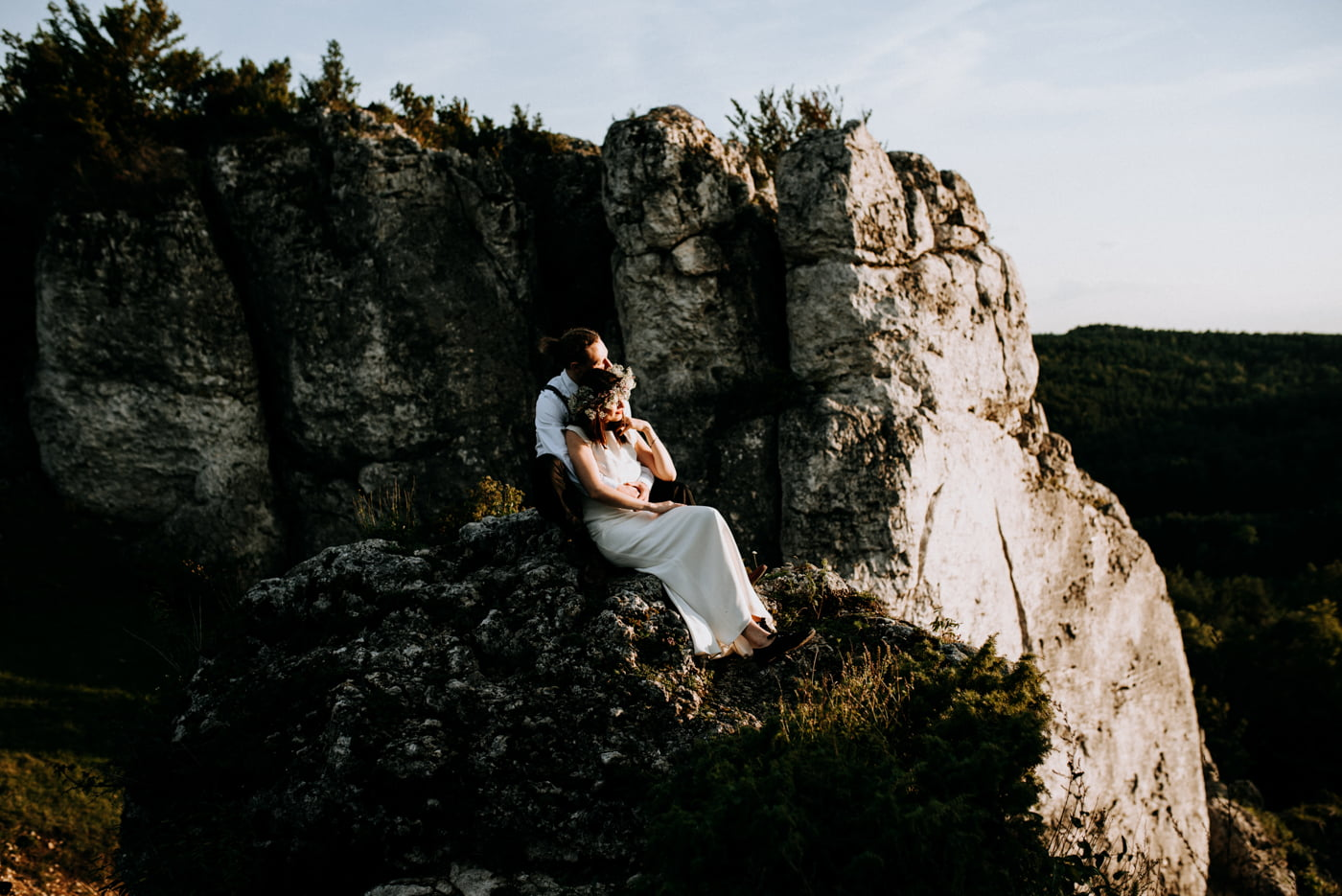 Góra Zborów - Ola i Szymon 12