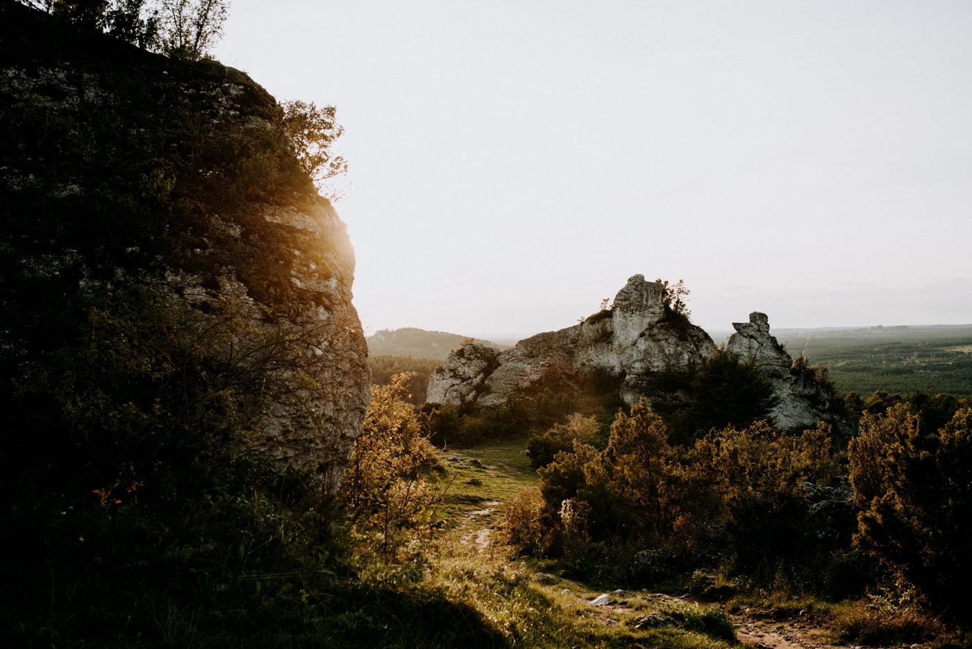 Góra Zborów - Ola i Szymon 1