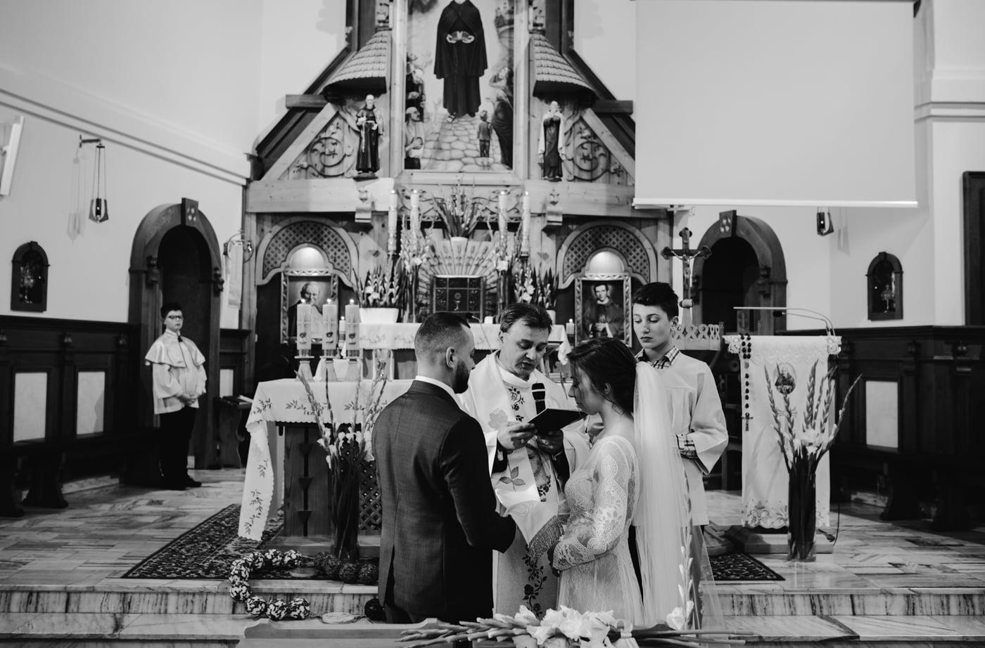 Halina i Dawid- Dworek za Gościńcem 40