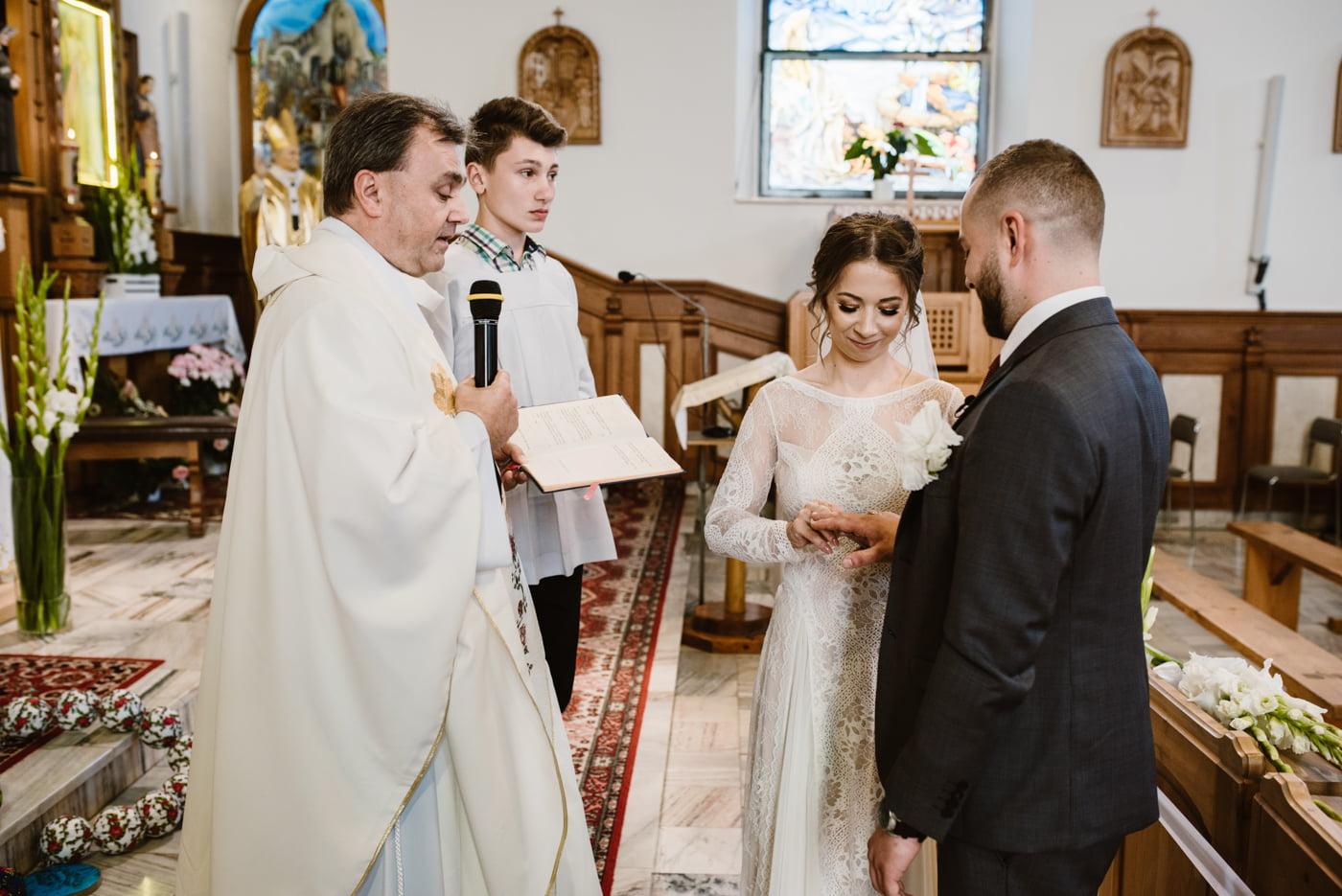 Halina i Dawid- Dworek za Gościńcem 41