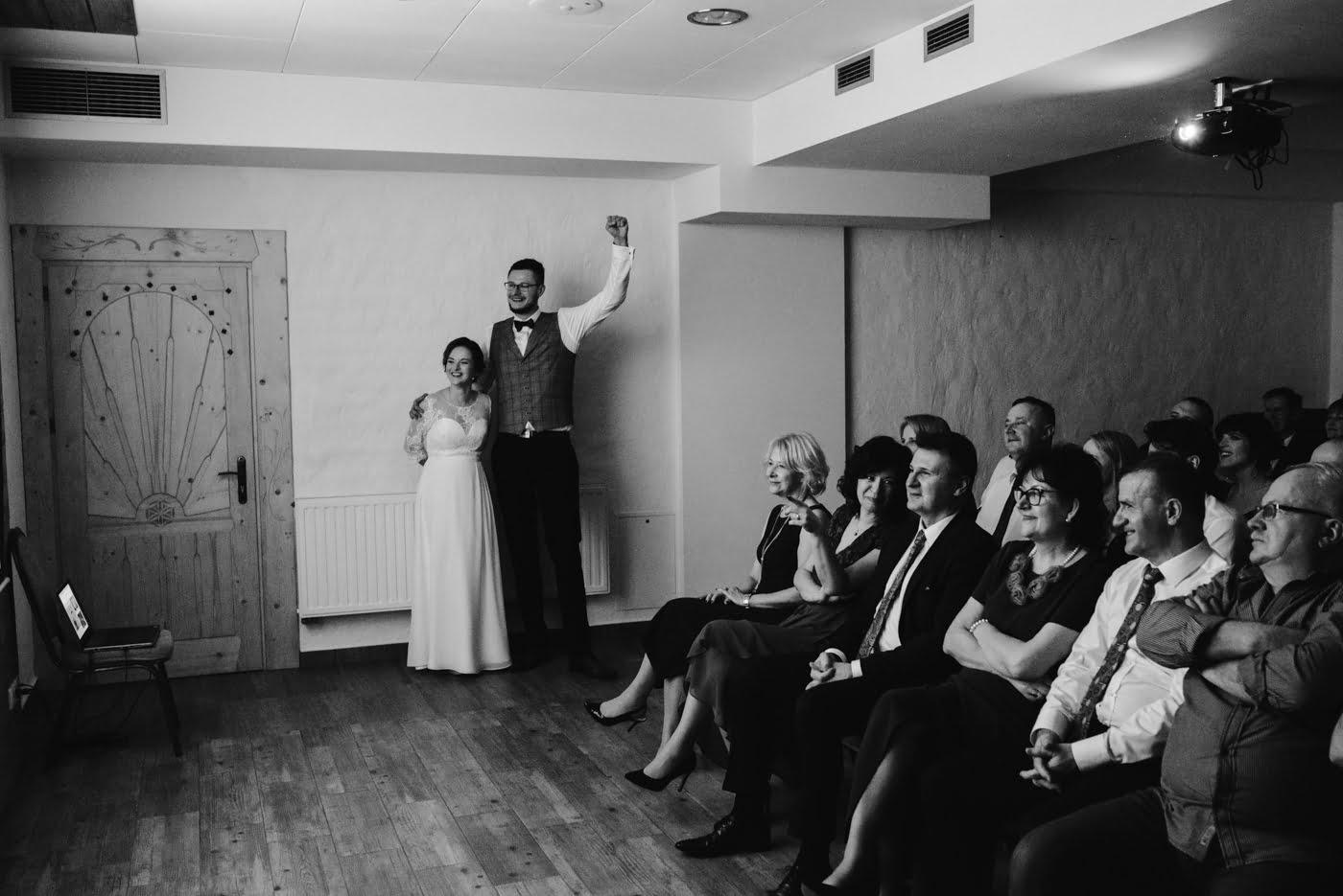 Ślub w górach – Marta i Hubert 98