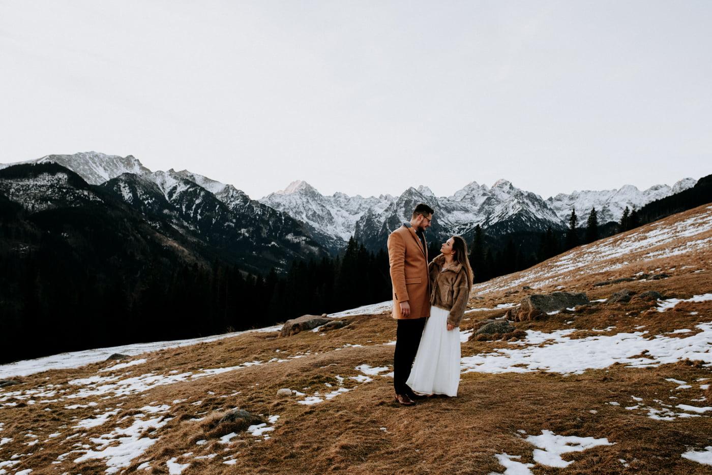 Ślub w górach – Marta i Hubert 105