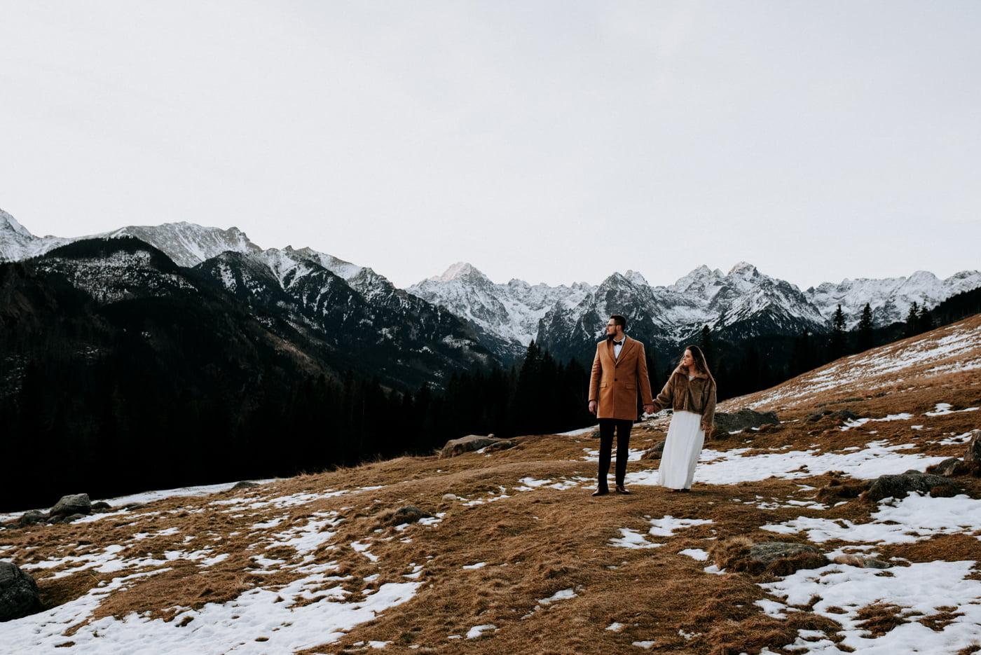 Ślub w górach – Marta i Hubert 107
