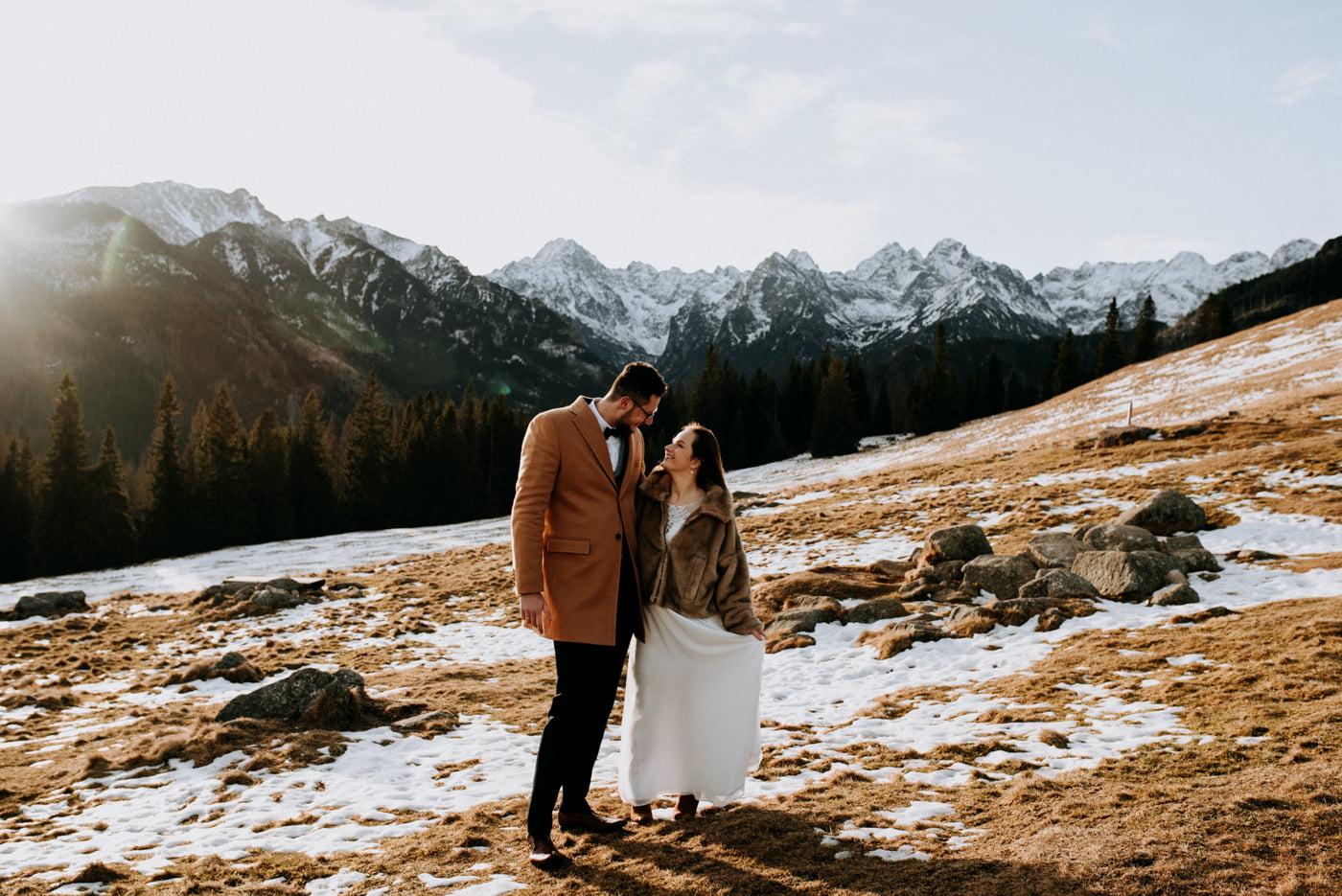 Ślub w górach – Marta i Hubert 111