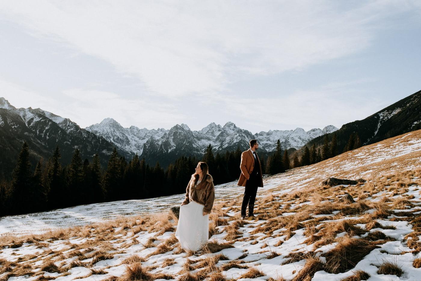 Ślub w górach – Marta i Hubert 113