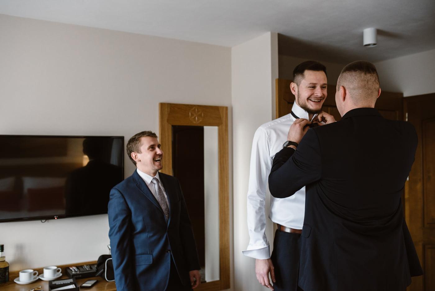 Ślub w górach – Marta i Hubert 16