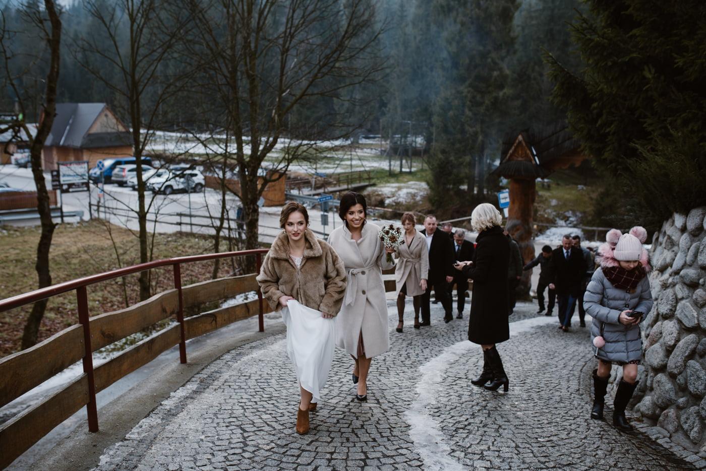 Ślub w górach – Marta i Hubert 46