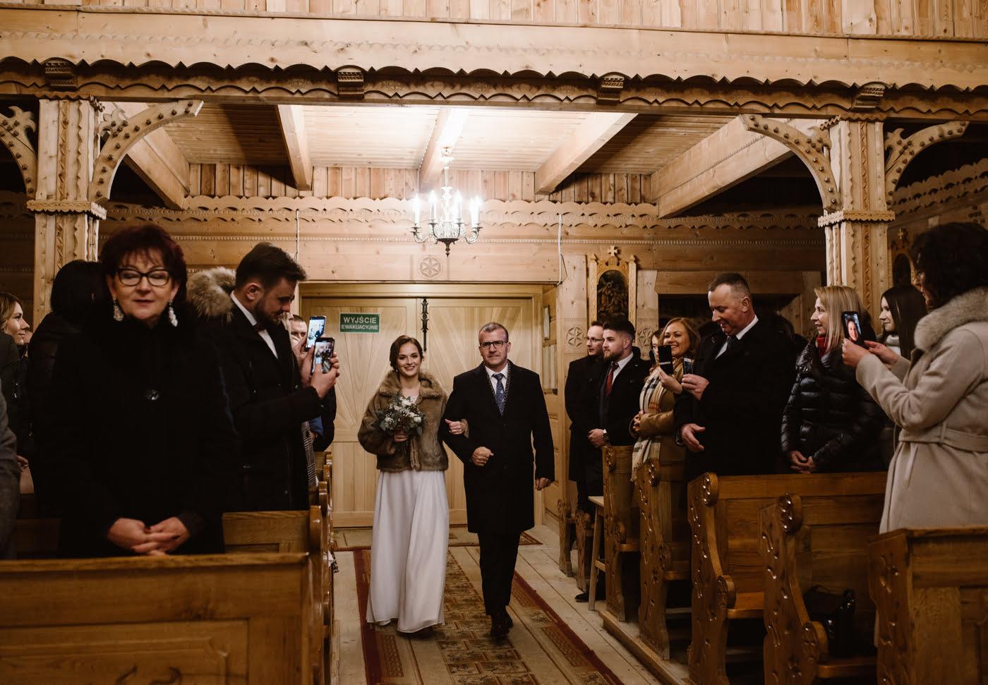 Ślub w górach – Marta i Hubert 49