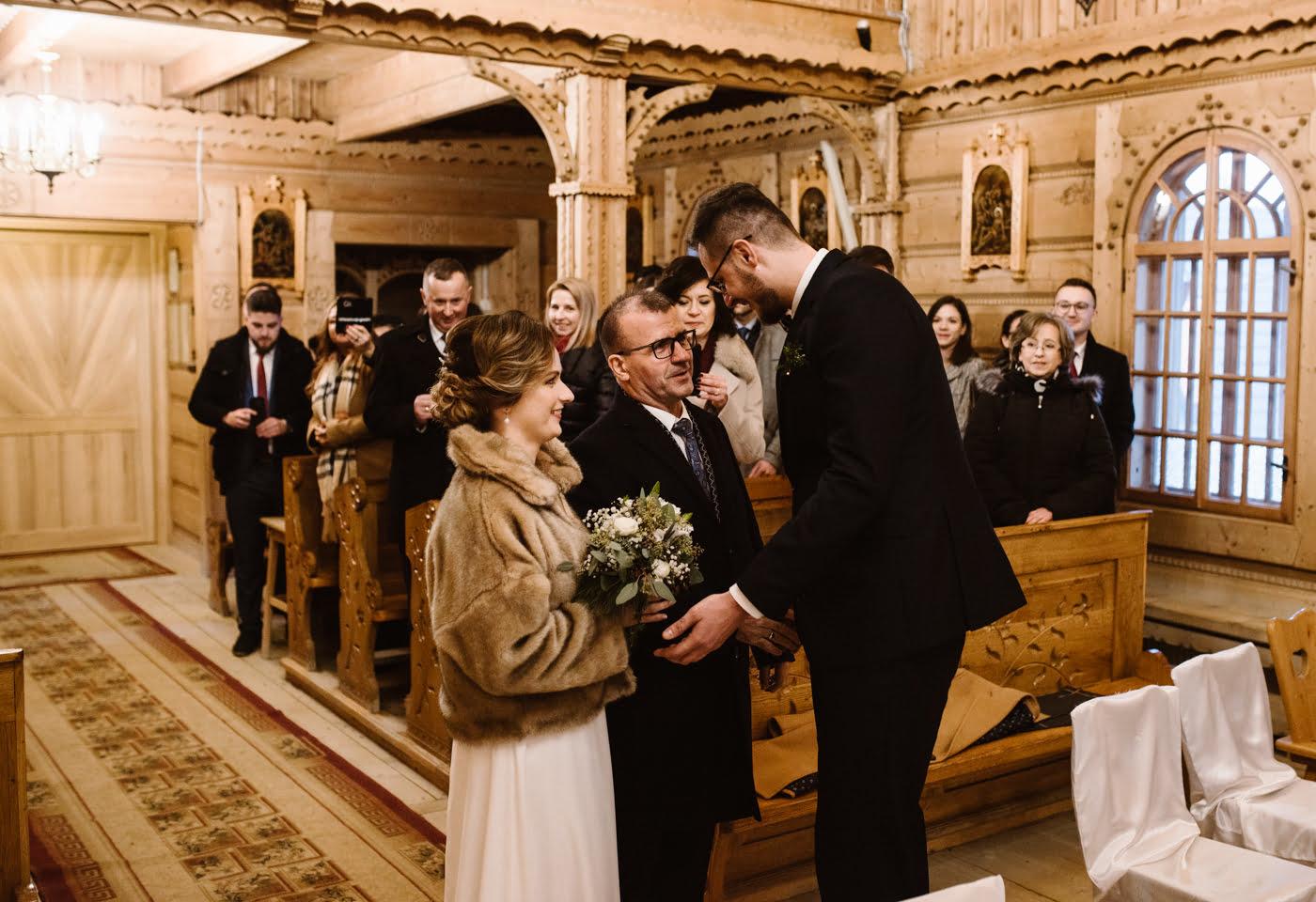 Ślub w górach – Marta i Hubert 50