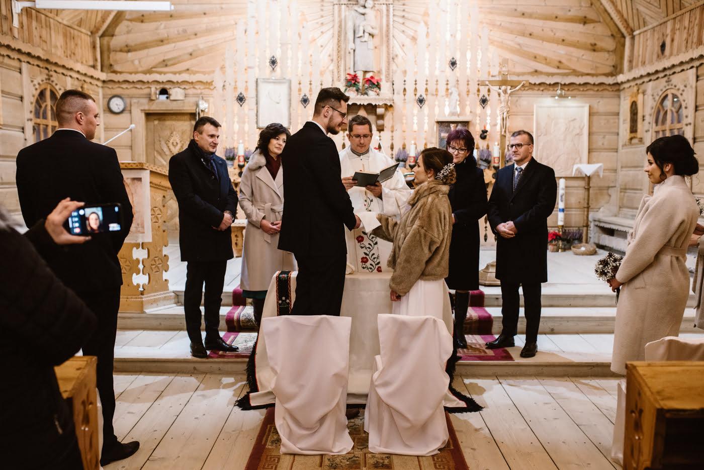 Ślub w górach – Marta i Hubert 56