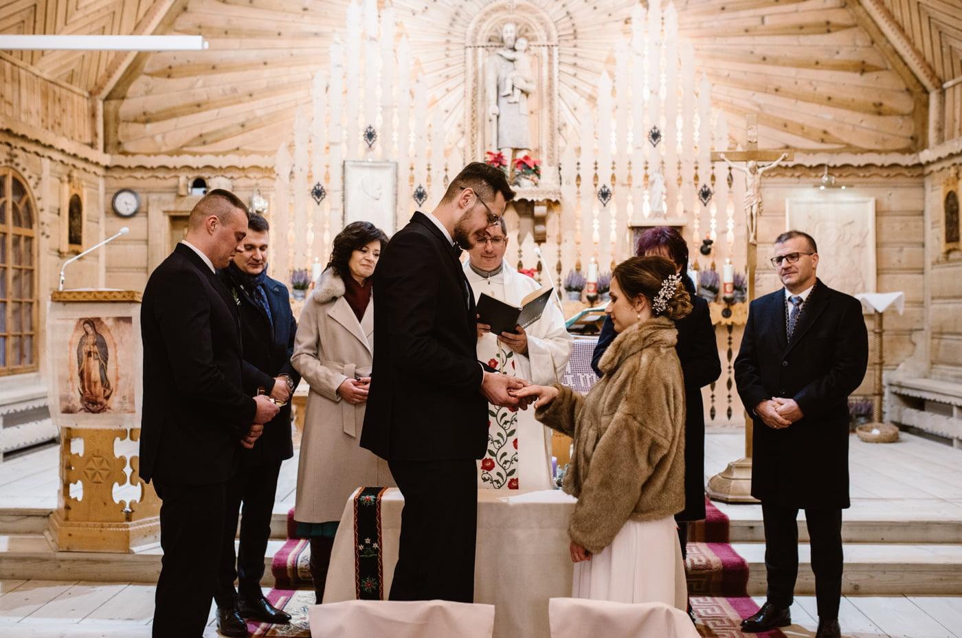 Ślub w górach – Marta i Hubert 59