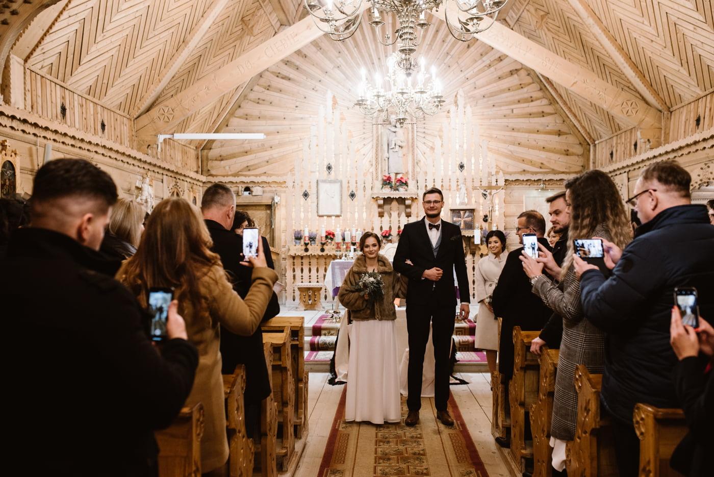 Ślub w górach – Marta i Hubert 62