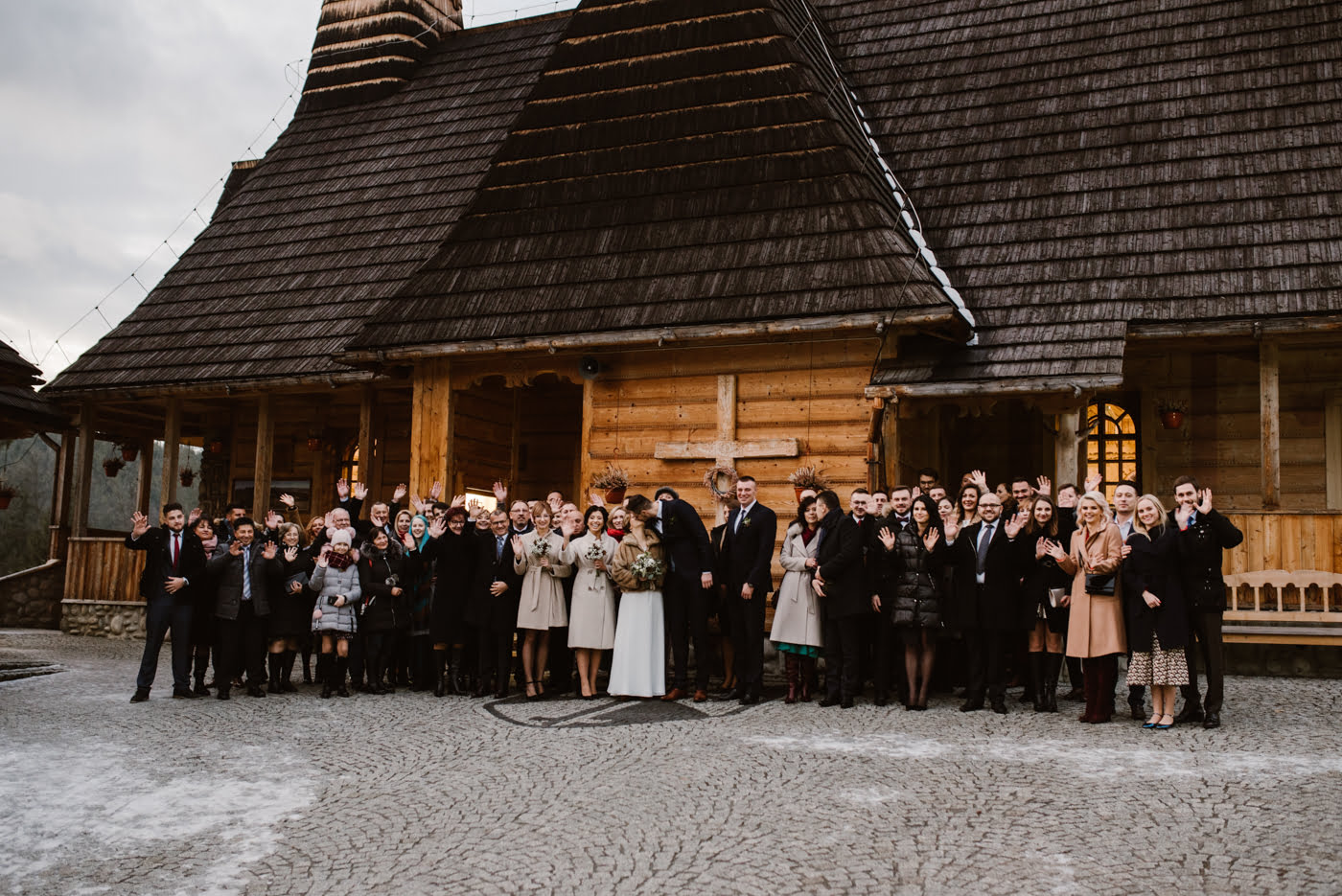 Ślub w górach – Marta i Hubert 63